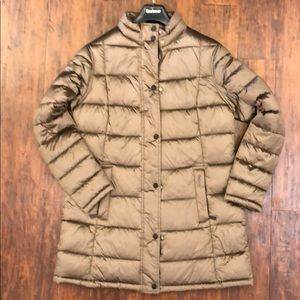 Barbour Quilted Clyde Jacket